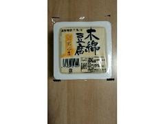 豆庵 木綿豆腐 天然水使用 パック400g