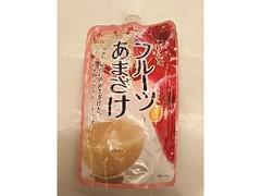 伊豆フェルメンテ フルーツとあまざけ りんご 1包装