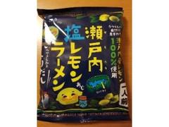 株式会社あいさと福山 瀬戸内塩レモンラーメン 120g(めん90g)