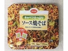 生協 コープ キャベツたっぷりソース焼そば カップ126g