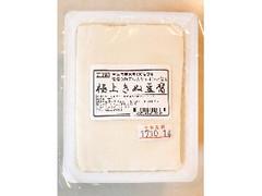 ささはら豆腐店 極上きぬ豆腐 パック390g
