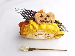 CAFE COMMECA(カフェコムサ) ジャックオーランタン~かぼちゃのケーキ~ 1個