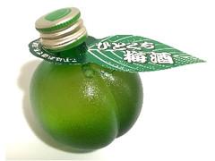 シャトー酒折ワイナリー ひとくち梅酒 49ml