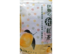 松阪マルシェ 伊勢の和紅茶マイヤーレモンティー 袋5個