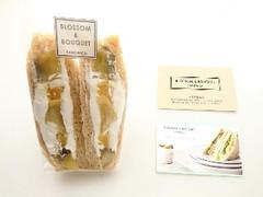BLOSSOM & BOUQUET 甘夏みかんとさつまいもサンドイッチ 1包装