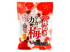 日本橋菓房 種ぬきカリカリ梅 袋130g