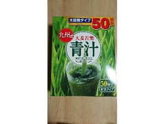 健翔 九州産大麦若葉青汁 箱150g