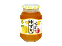 日本ゆずレモン ゆず茶 瓶565g