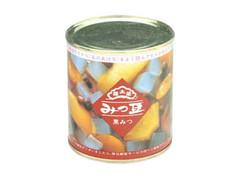 榮太樓 みつ豆 黒みつ 缶305g