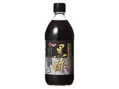 くらし良好 黒酢 瓶500ml