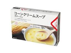 くらし良好 コーンクリームスープ 箱15.7g×8