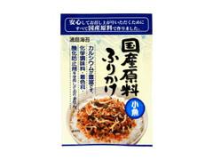 浦島海苔 国産原料ふりかけ 小魚 袋32g