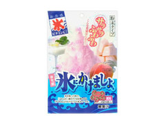 今岡製菓 氷にかけましょピーチYG 袋10g×4