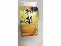エルビー 潤う果実 和梨 500ml