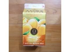 エルビー 大人の紅茶 PREMIUM ゴールデンピーチティー 500ml