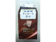 エルビー 乳酸菌チョコレートオ・レ パック500g