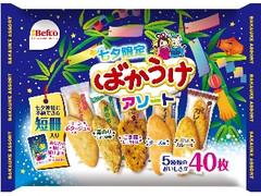 Befco 七夕ばかうけアソート 袋40枚