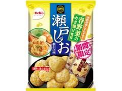 Befco 瀬戸しお 瀬戸の汐揚 春野菜のかき揚げ風味 袋83g
