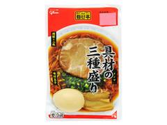 グリコ 麺好亭 具材の三種盛り パック66g