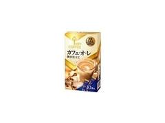 キーコーヒー カフェ・オ・レ 贅沢仕立て 箱10本