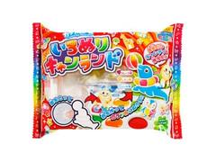 クラシエ 知育菓子 カラフルピース いろぬりキャンランド 袋24g