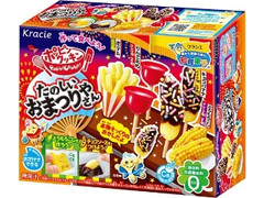クラシエ 知育菓子 ポッピンクッキン たのしいおまつりやさん 箱24g