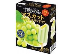クラシエ 甘熟果実のマスカット 箱55ml×6