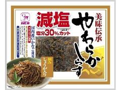 カモ井 美味伝承 減塩やわらかしらす 袋70g