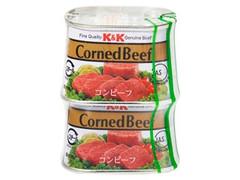 K&K コンビーフ 缶100g×2