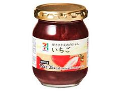 セブンプレミアム 甘さひかえめのジャム いちご 瓶155g
