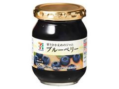 セブンプレミアム 甘さひかえめのジャム ブルーベリー 瓶155g