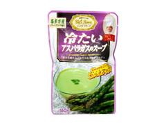 清水食品 シェフズリザーブ 冷たいアスパラガスのスープ 袋160g