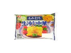 シマダヤ もみ打ち 生冷し中華 袋198g×2