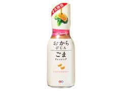 正田醤油 おからびじん ごまドレッシング プラス乳酸菌 瓶200ml