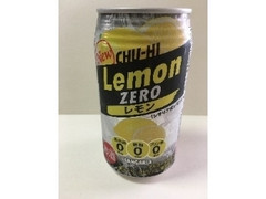 サンガリア チューハイレモンゼロ 缶350ml