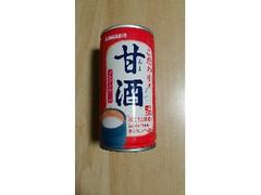 サンガリア こだわりの甘酒 缶190g