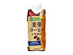スジャータ 有機大豆使用 麦芽コーヒー パック330ml