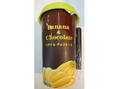 スジャータめいらく バナナ&チョコレート カップ200g