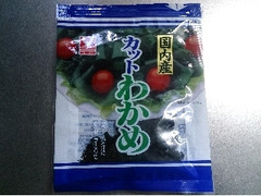 ヤマナカ カットわかめ 国内産 袋13g