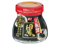 富士 豆板醤 黒 瓶90g
