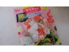 伏見蒲鉾 サラダon ひよこ豆とかに風味 64g
