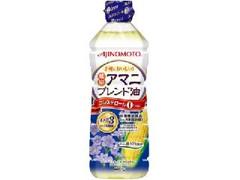 AJINOMOTO 健康 アマニブレンド油 ペット600g