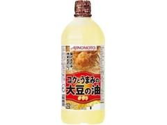 味の素 コクとうまみの大豆の油 ペット1000g