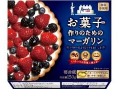 J‐オイルミルズ ラーマ お菓子作りのためのマーガリン 箱150g