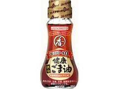 J‐オイルミルズ AJINOMOTO 健康 調合ごま油 瓶70g