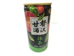 白鶴酒造 贅沢甘酒 抹茶 190g
