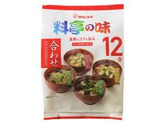 マルコメ 料亭の味 合わせ 袋12食