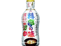 マルコメ 液みそ 料亭の味 ペット430g