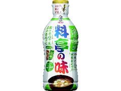 マルコメ 液みそ 料亭の味 減塩 ペット430g