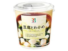 セブンプレミアム 豆腐とわかめ カップ26g